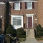Townhouse at 7718 Bristol Square Ct Springfield VA 22153