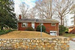 A Single family house at 4042 35th St N Arlington VA 22207
