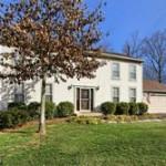 A Single family house at 6103 Dory Landing Ct Burke VA 22015