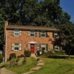 A Single family house at 5416 Hopark Dr Alexandria VA 22310