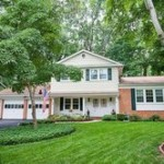 A Single family house in 3606 Launcelot Way Annandale VA 22003