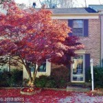Townhouse in 9415 Candleberry Ct Burke VA 22015