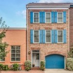 Townhouse at 407 Alfred St N Alexandria VA 22314