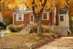 A single family homes at 2928 Woodlawn Ave Falls Church VA 22042