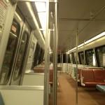 Clarendon Metro is on the orange line
