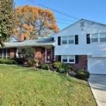 A Single family house at 8317 Lilac Ln Alexandria VA 22308
