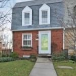 A Single family house at 233 Mason Ave Alexandria VA 22301
