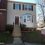 Townhouse in 6273 Alforth Ave Alexandria VA 22315