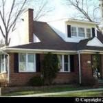 A Single family house at 8608 Woodlawn Ct Alexandria VA 22309