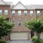 Townhouse at 4152 Brookgreen Dr Fairfax VA 22033
