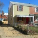 A Single family house in 2149 Pollard St S Arlington VA 22204