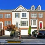 Townhouse in 7580 Great Swan Ct Alexandria VA 22306