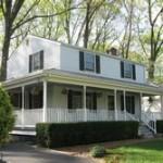 A single family homes at 3426 Executive Ave Falls Church VA 22042
