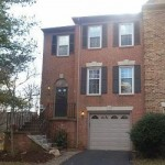 Townhouses at 7743 Jewelweed Ct Springfield VA 22152