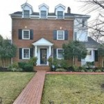 A single family home at 504 Ivy Cir Alexandria VA 22302