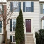 Townhouse at 6361 Michael Robert Dr, Springfield VA, 22150