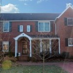 A single family homes at 512 Fontaine St Alexandria VA 22302