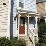 Townhouse at 5907 Saint Giles Way Alexandria VA 22315