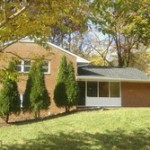 A Single family house at 5417 Ferndale St Springfield VA 22151