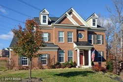 A Single family house in 9408 Ballendine Ct Lorton VA 22079