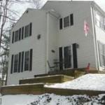 Townhouse at 9561 Cherry Oak Ct Burke VA 22015