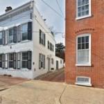 A Single family house at 218 Fairfax St N Alexandria VA 22314