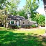 A Single family house at 3306 Holloman Rd Falls Church VA 22042