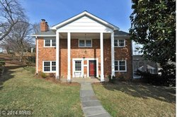 A Single family house at 5929 5th St N Arlington VA 22203