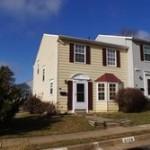Townhouses at 6108 Hillside Rd Springfield VA 22152
