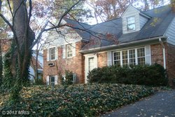 A single family homes at Timber Branch Pkwy E #901 Alexandria VA 22302