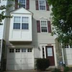 Townhouse at 3847 Watkins Mill Dr Alexandria VA 22304