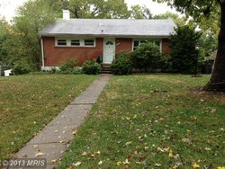 A Single family house at 3602 Oakwood Ln Alexandria VA 22310