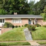 A Single family house at 7000 Clemson Dr Alexandria VA 22307
