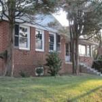 A Single family house at 5118 Williamsburg Blvd Arlington VA 22207