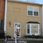 Townhouse at 6292 Hillary Ct Alexandria VA 22315