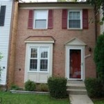 Townhouse at 7941 Forest Path Way Springfield VA 22153