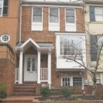 Townhouse at 917 Lee St S Alexandria VA 22314