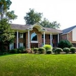 Single-family house at 1503 River Farm Dr, Alexandria, VA 22308