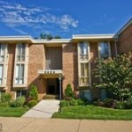 Condo at 2626 Ft Farnsworth Rd #1b, Alexandria, VA 22303.