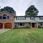 Single-family house at 2012 Great Falls St, Mclean, VA 22101