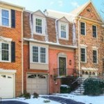 Townhouses at 7702 Gromwell Ct Springfield VA 22152