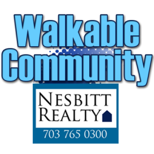 Walkable Community real estate agents