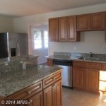 kitchen at Bucknell Heights