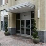 Clarendon entrance