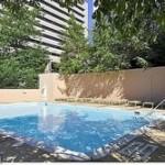 pool at Woodbury Heights