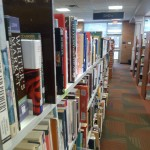 The Richard Byrd Library has cheap books for sale