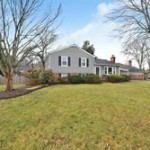 Single-family house at 1301 Croton Dr, Alexandria, VA 22308