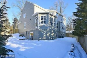 Single-family house at 4821 30th St N, Arlington, VA 22207