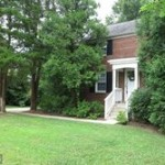 Single-family house at 1816 Collingwood Rd, Alexandria, VA 22308