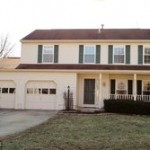 Single-family house at 5517 Fence Post Ct, Centreville, VA 20120